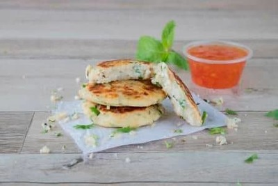 Cottage Cheese & Herbs image