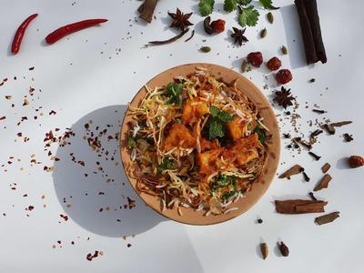 Tofu Biryani image