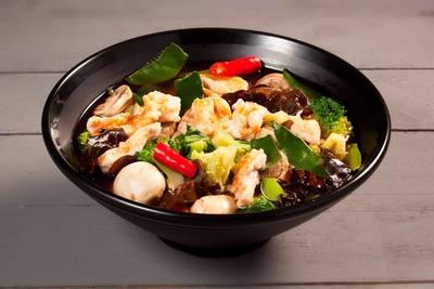 Tom Yum Kai (Chicken) image