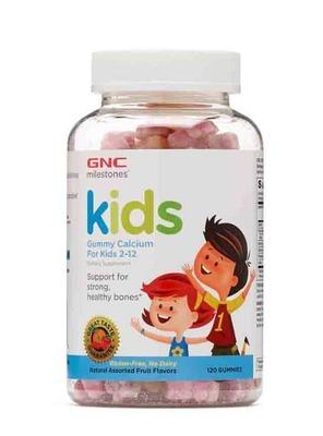 GNC KIDS Calcium GUMMY, 120ct image