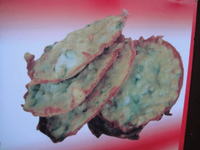 Cucur Sayur 炸菜饼 image