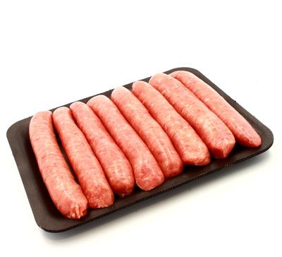 Salt & Pepper Sausages, Lamb, 1kg pack image