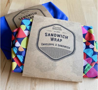 Practical Homestead Sandwich Wrap image