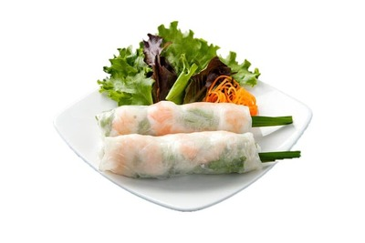 A02. Spring Rolls (gluten free) / Gỏi Cuốn image