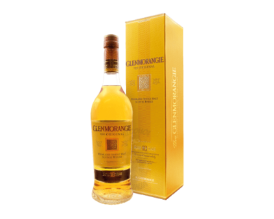 Glenmorangie Aged 10 Years Highland Single Malt Scotch Whisky Scotland Bottle 700ml 40%VOL. image