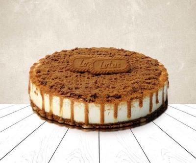 Lotus cheese cake image