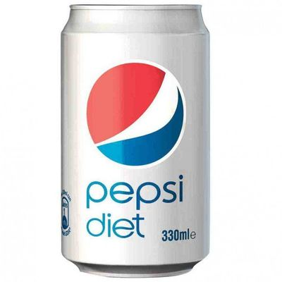 Pepsi diet 330 ml image