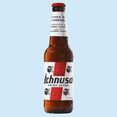Ichnusa Beer 33cl image
