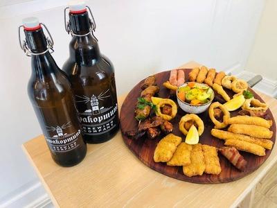 Brewer & Butcher Platter for 2 image
