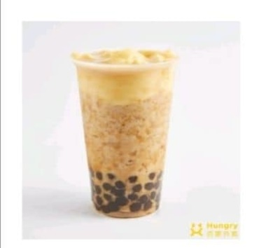 黑糖珍珠布丁 Bubble & Pudding Brown Sugar Milk image