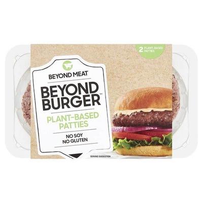 Beyond Burger Patties 2 ct image