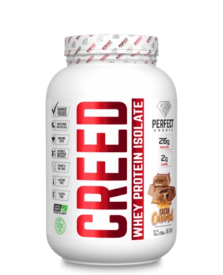CREED WHEY PROTEIN ISOLATE 1.6 - 4 Flavours image