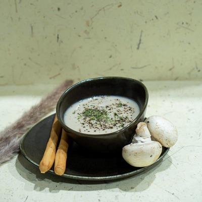 Mushroom Soup image