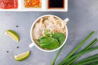 Beef Dumpling Soup image