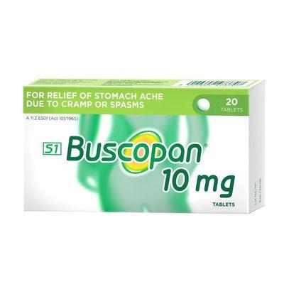 Buscopan,Tablets, 10's image