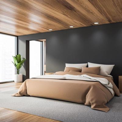 2 bedroom, 1 bathroom, Kitchen, Living Area - Standard clean image