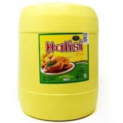 Halisi Pure Vegetable Oil-20L image