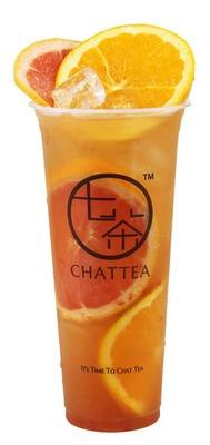Grapefruit Orange Tea image