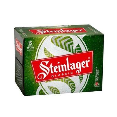 Steinlager Classic Bottles 15x330mL image