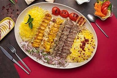 NOK Family Meal 500 gms (6 skewers) image