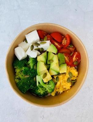 Broccoli Power Bowl image