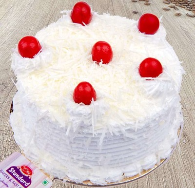 Whiteforest Cake-Egg image