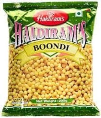 2 pack Haldiram's Boondi 200g image