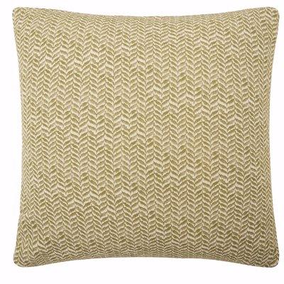 DARK OLIVE Linen 45cm Cushion image