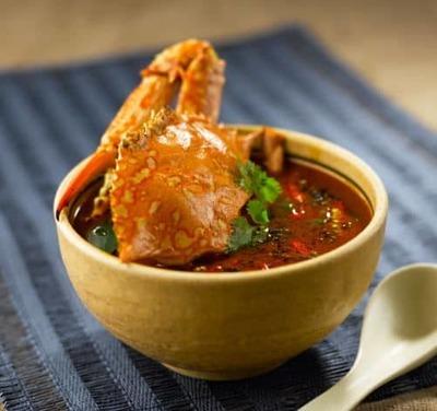 Nandu Rasam (Crab  Soup) image
