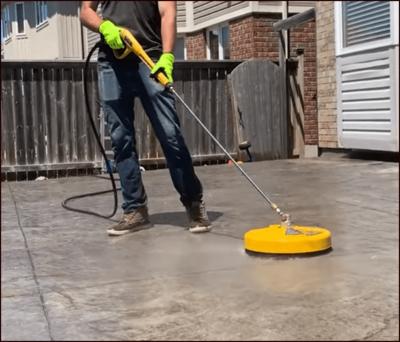 Concrete Sealing image