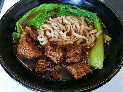 牛肉面(汤) image
