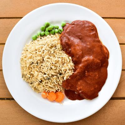 Mama's Spicy Pepper Chicken  ~ 45 Min image