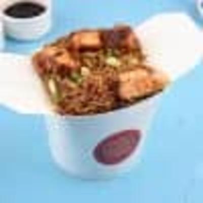 Chilli Paneer - Fried Rice Box image