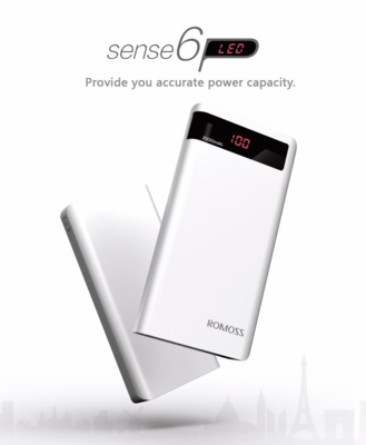 Romoss Sense 6-Sense 6P image