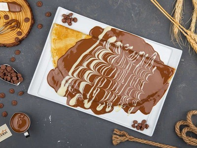 Chocolate Crepe image