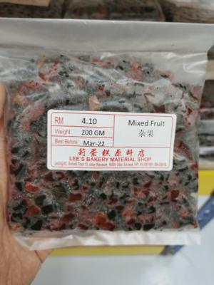 Mixed Fruit 200gm image