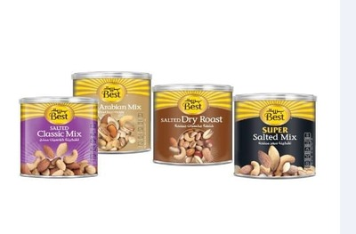 Mixnuts Can [900 Grams 4 Piece] image