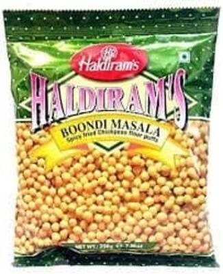 2 pack Haldiram's Boondi Masala 200g image
