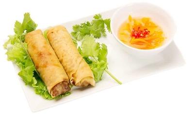 A01. Vietnamese Eggrolls / Chả Giò * image