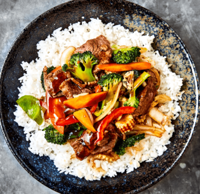 Beef Stir - Fry image
