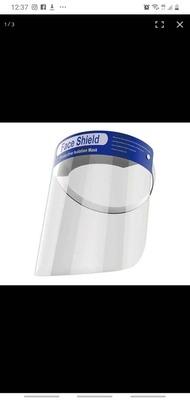 Face shield custom image