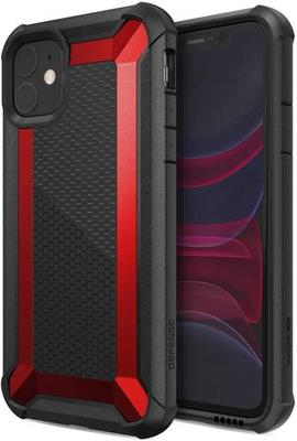 X-Doria Defense Tactical 10 Feet Drop Tested Case For Iphone 11 Pro Red image