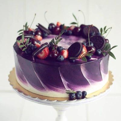 Blueberry Cake image