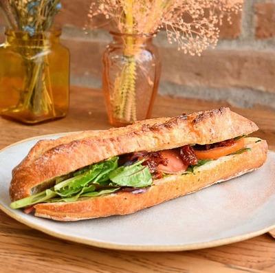 Sandwich Méditerranéen image