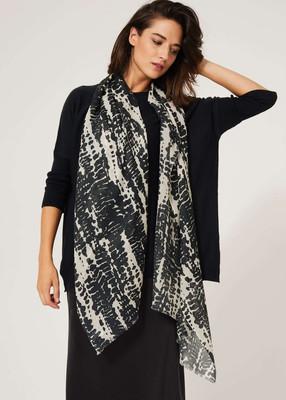 Merino wool tunic - Ebony image