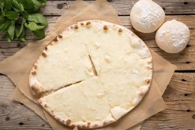 Akawi Cheese Man'oushe image