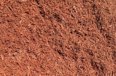 Red Hardwood Mulch image