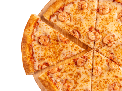 Shrimp Pizza image