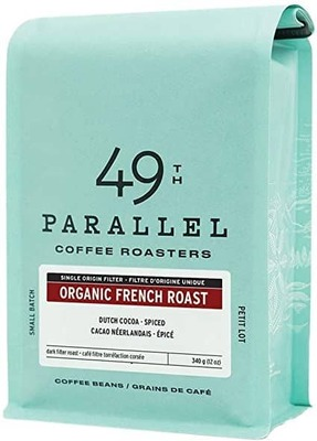 49Th Parallel Coffee French Roast 340G image
