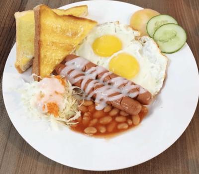 美式早餐American Breakfast Set B image